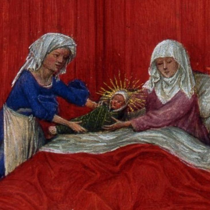 Geboorte Johannes de Doper