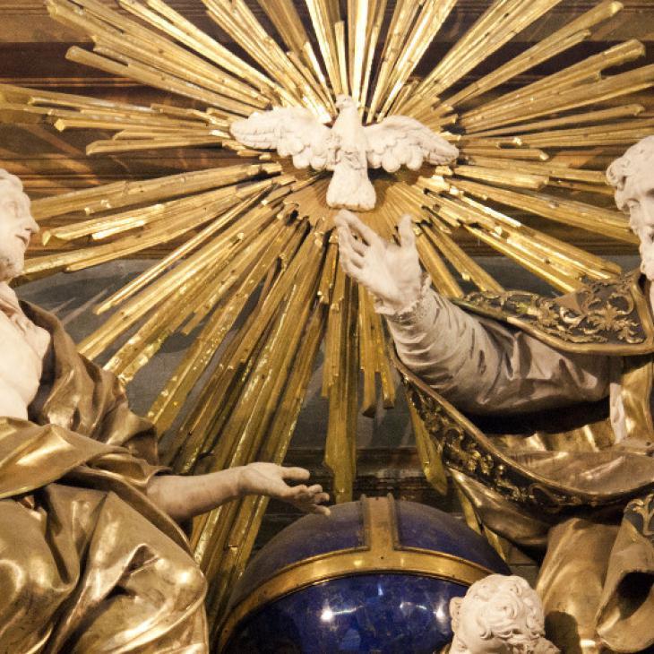 Zesde zondag van Pasen - de Helper