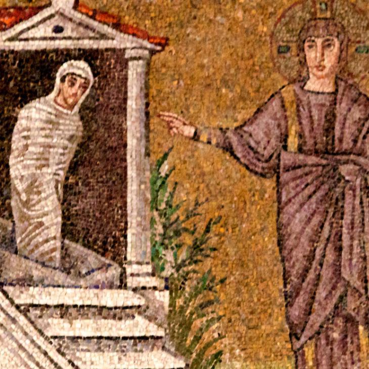 Opwekking Lazarus